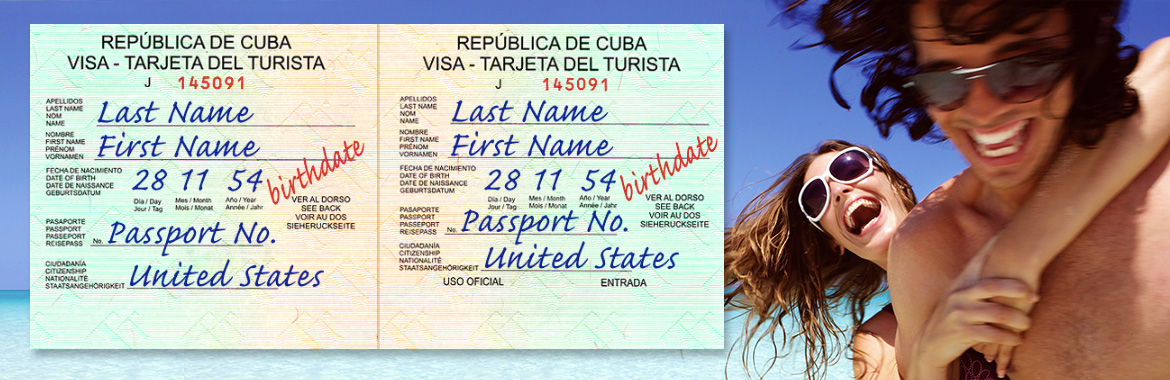 Everything you need to know about Cuban Visitor Visas, sometimes called a Cuban entry card or a Cuban tourist card.